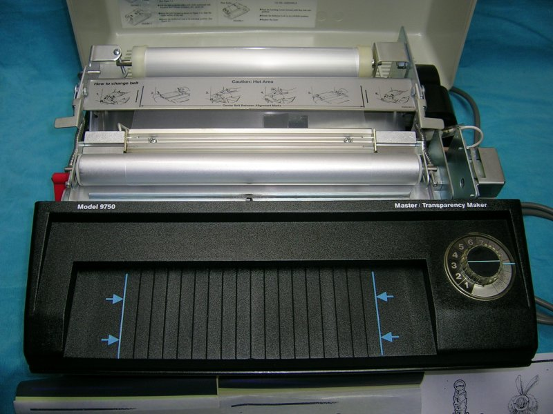 3m thermal copier machine
